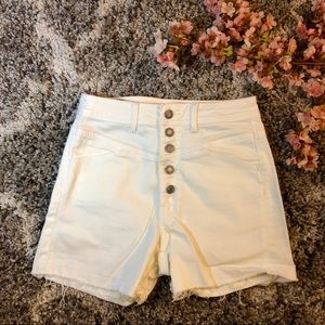 American Eagle Button Up Shorts